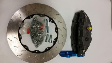 240 Alcon Rear Brakes kit