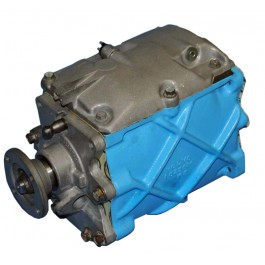 Sellholm Gearbox, direct coupling 4-speed, 280Nm
